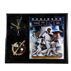 New York Yankees Robinson Cano Clock
