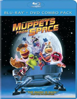 Muppets from Space (Blu-ray/DVD) 8093959