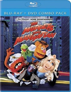 Muppets Take Manhattan (Blu-ray/DVD) 8093961