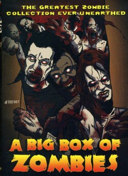 A Big Box Of Zombies (DVD) 8097516