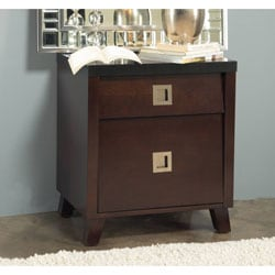 angelo: HOME Marlowe 2-drawer Nightstand