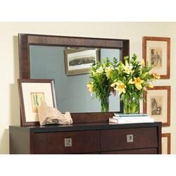 angelo:HOME Marlowe Wood Mirror
