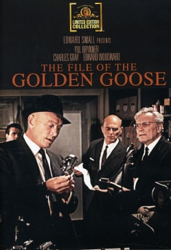 The File Of The Golden Goose (DVD) 8102871