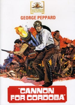 Cannon For Cordoba (DVD) 8103060
