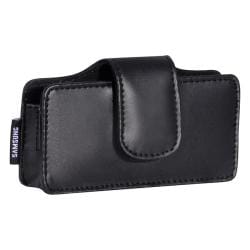 Samsung Black Horizontal Cell Phone Pouch