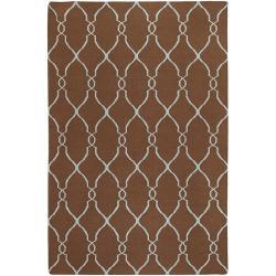 Hand-woven McKinley Wool Rug (5' x 8') 8108588