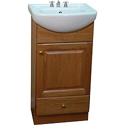 18 inch vanity usa for 18 inch white bathroom vanity