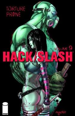 Hack Slash 9: Torture Prone (Paperback) 8110477