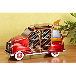 Deco Breeze DBF0272 Woody Car Figurine Fan