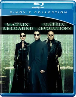 Matrix Reloaded/Matrix Revolutions (Blu-ray Disc) 8115171