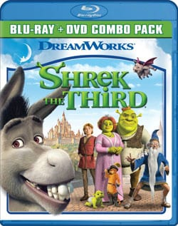 Shrek The Third (Blu-ray/DVD) 8121190