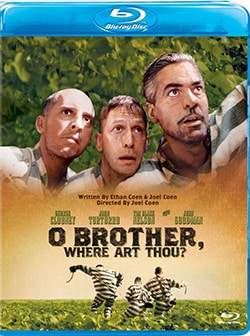 O Brother, Where Art Thou? (Blu-ray Disc) 8123540