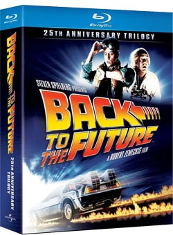 Back to the Future Trilogy (25th Anniversary) (Blu-ray Disc) 8129599