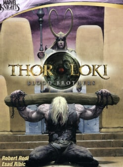 Marvel Knights: Thor & Loki: Blood Brothers (DVD) 8133948