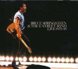 BRUCE SPRINGSTEEN - LIVE IN CONCERT 1975-1985 8137847