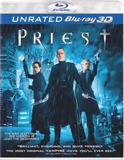 Priest (3D) (Blu-ray Disc) 8139723