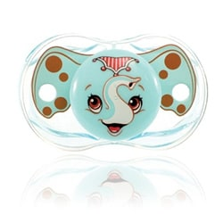 RazBaby Keep-it-Kleen Elfy Elephant Pacifier