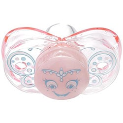 RazBaby Keep-it-Kleen Betty Butterfly Pacifier