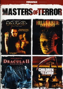 Masters of Terror (DVD) 8143786
