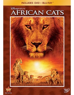 Disneynature: African Cats (Blu-ray/DVD) 8143789