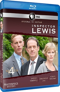 Inspector Lewis Series 4 (Blu-ray Disc) 8146855