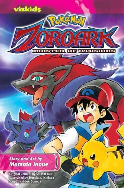 Zoroark: Master of Illusions (Paperback) 8147264