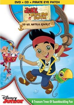 Jake and the Never Land Pirates: Season 1 Vol. 1 (DVD) 8147611