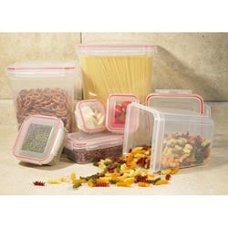 Lock and Seal 14-piece Storage Container Set