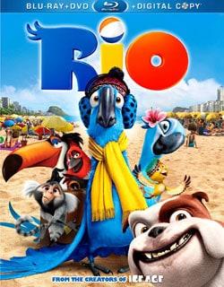 Rio (Blu-ray/DVD) 8152522