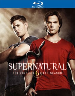 Supernatural: The Complete Sixth Season (Blu-ray Disc) 8152548