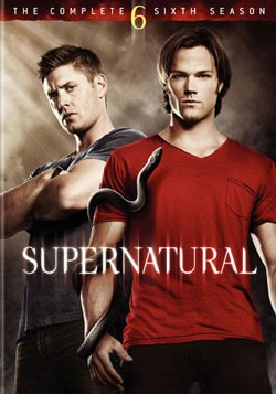 Supernatural: The Complete Sixth Season (DVD) 8152549