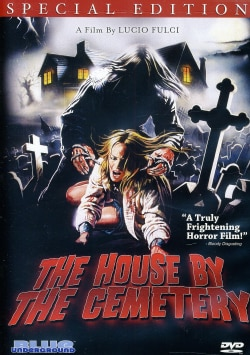 The House By The Cemetery (DVD) 8156833
