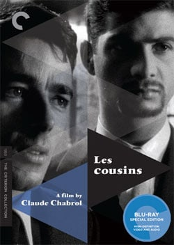 Les Cousins - Criterion Collection (Blu-ray Disc) 8166051