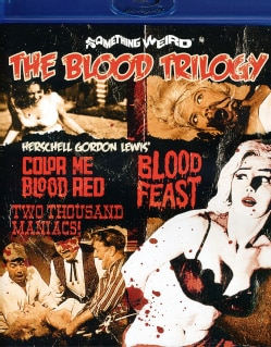 The Blood Trilogy (Blu-ray Disc) 8166105