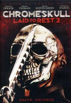 ChromeSkull: Laid To Rest 2 (DVD) 8166143