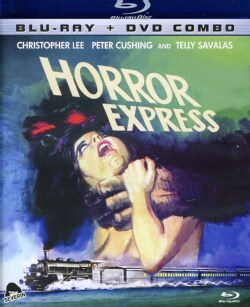 Horror Express (Blu-ray/DVD) 8168443