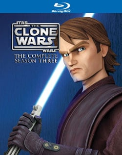 Star Wars: The Clone Wars Season Three (Blu-ray Disc) 8169631