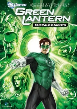 Green Lantern: Emerald Knights - Special Edition (DVD) 8173054