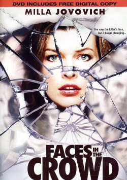 Faces In The Crowd (DVD) 8174206