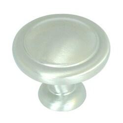 Amerock Satin Nickel 1.25-inch Knobs (Pack of 10)