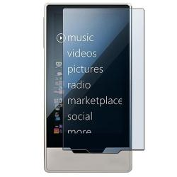 INSTEN Self-adhering Transparent LCD Screen Protector for Microsoft Zune HD