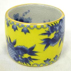 Amelia Porcelain Napkin Rings (Set of 4)