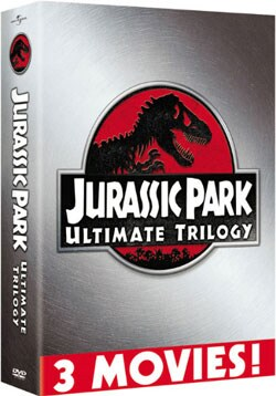 Jurassic Park Ultimate Trilogy (DVD) 8184679