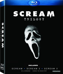 Scream 1-3 Gift Set (Blu-ray Disc) 8184681