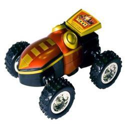 Marvel Regener8r 1:64 Scale Iron Man Steel Toy Car 8185525