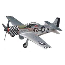 Revell 1:48 Scale P-51D Mustang Model