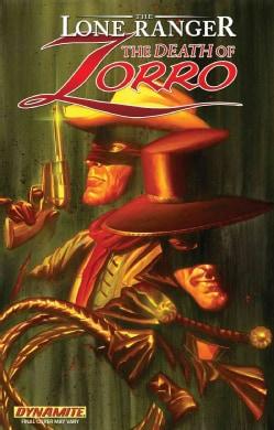 The Lone Ranger/Zorro: The Death of Zorro (Paperback) 8188402