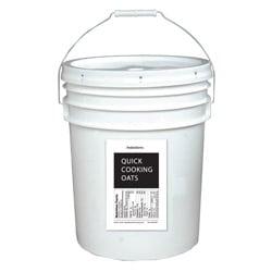 Lindon Farms 5-gallon Pail Quick Cooking Oats