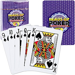 National Heads-Up Poker Championship Official Playing Cards (Set of 8)