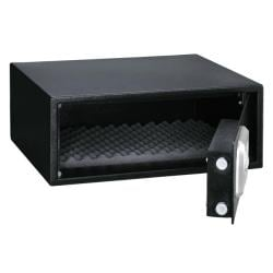 Stack-On Extra Wide Biometric Lock Personal Safe